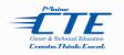 Maine CTE: Career and Technical Education Logo
